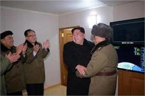 kim jong un laughed like a child during new missile launch