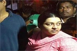 attack on jayalalitha niece office