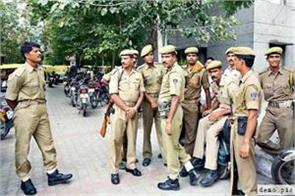 delhi police   candidate  job  salary