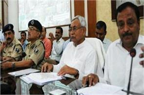 chief secretary and dgp retire on one day in bihar