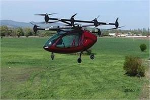 passenger drone could relieve traffic jam developed by iit