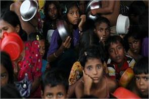 india will build home for rohingya refugees