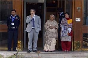 pak sent jadhav  s wife for forensic examinatio