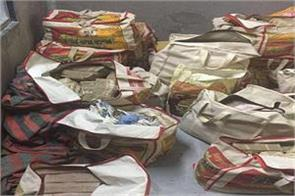 500 1000 old notes worth 500 crores recovered in gujarat  3 arrested
