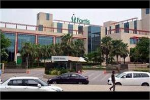 fortis hospital offers 25 lakhs adya father will file fir