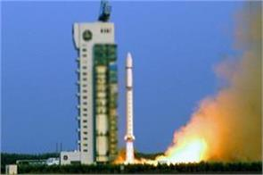 china launches satellite for exploration of land resources