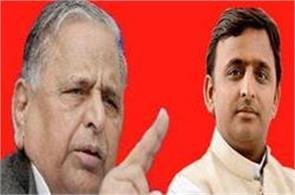 akhilesh  mulayam    s last attempt at reconciliation failed