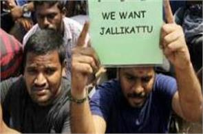 jallikattu  police use baton charge to demonstrators