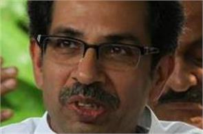 thackeray said shiv sena will contest alone bmc polls