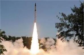 agni iv has been successfully test fired from balasore  odisha
