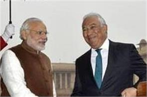 india and portugal signed 7 agreements