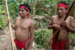 yanomami tribes who eat human dead bodies bones