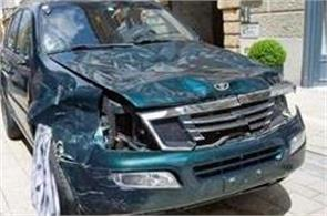 a man drives into crowd  3 killed  20 injured