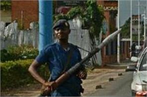 burundi environment minister assassinated police