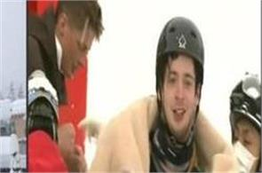 trapped australian family safe in the ski resort of japan