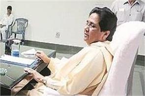 mayawati examines the strength of bsp in rajasthan