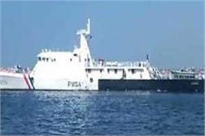 china gives two ships to pakistan for security