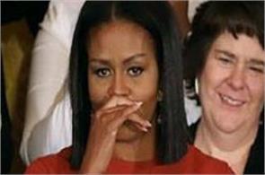 michelle obama emotional farewell