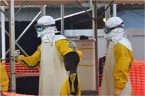 ebola virus may damage lungs