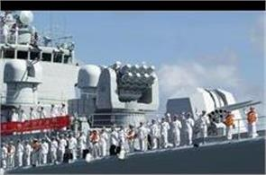 special arm fleet  included in chinese navy