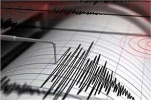 earthquake of 5 5 magnitude felt in ambassa  tripura