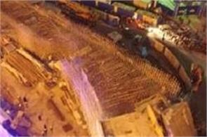 one killed eight injured after viaduct collapses and hits bus in central china