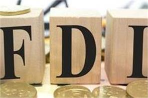 fdi up 27  at   27 82 bn in apr oct this fiscal