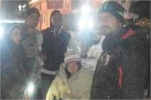 shimla  pregnant women  kamini  newborn  policeman