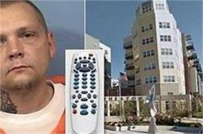 man gets 22 years jail for stealing tv remote