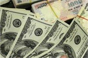 foreign exchange reserves declined  reaching 359 15 billion dollar