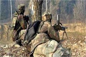 clashes between militants and security forces in anantnag