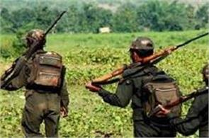 maoist encounter police  soldiers and rebels wounded