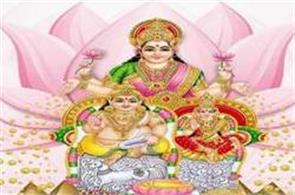 gift these things to devi laxmi
