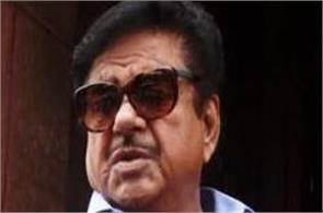 shatrughan sinha again attacked on bjp