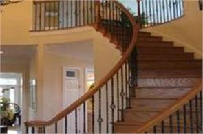 house staircase can ruin your luck