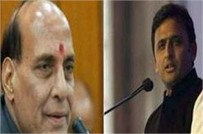 congress was on the bicycle riders had punctured her mulamay  rajnath