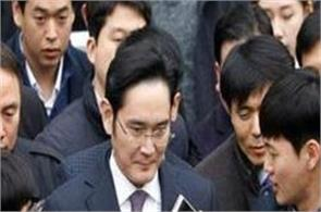seoul court begins to deliberate samsung chief arrest