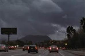 massive storm leaves one dead others stranded in california
