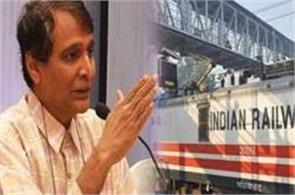 suresh prabhu launches railway station redevelopment programme