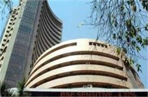 the stock market bounced back  sensex146 pts