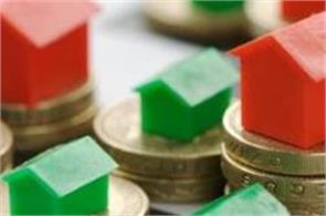 decrease in demand for property investment