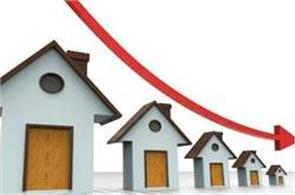 real estate in the december quarter on a 3 year low