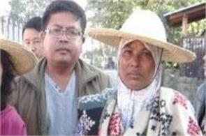 manipur s first muslim woman candidate said i will work for women