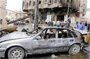 9 killed in baghdad car bomb attack