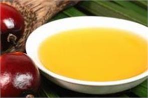 palmolein oil prices soften on sluggish demand