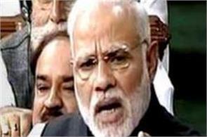 modi s retort on opposition these 10 major attacks