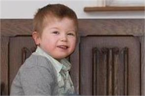 boy of four born with half a heart survives his