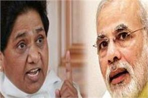 fulfillment of promises to the public apology from modi  mayawati