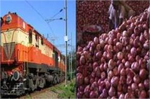 onion farmers get another train to transport bumper crop