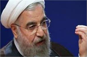 president hassan rouhani warns against using   threatening language   on iran